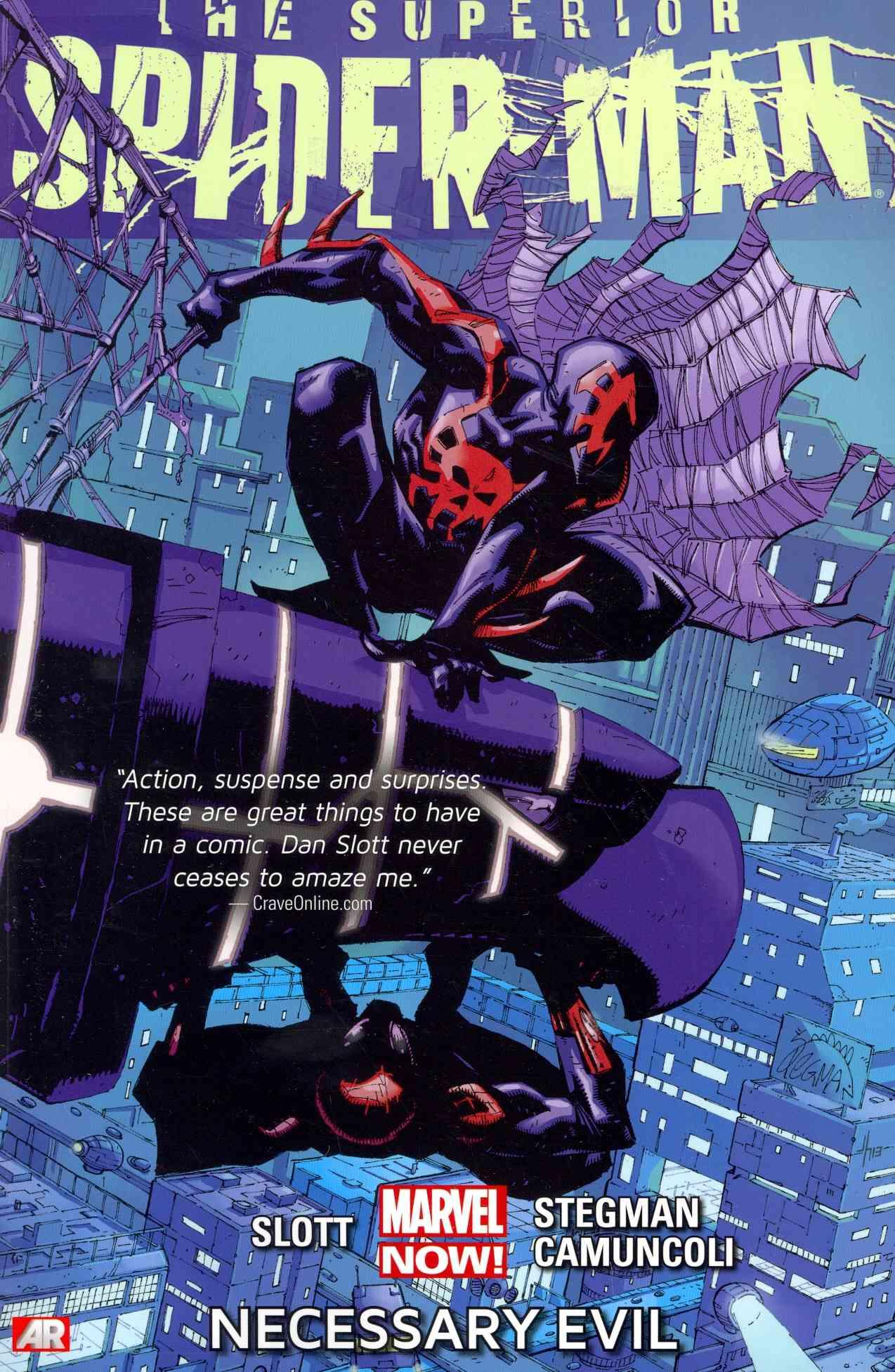 Superior Spider-man 4 By Slott, Dan/ Stegman, Ryan (ILT)