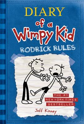 Rodrick Rules By Kinney, Jeff